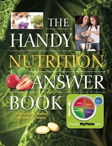 handy nutrition answer book