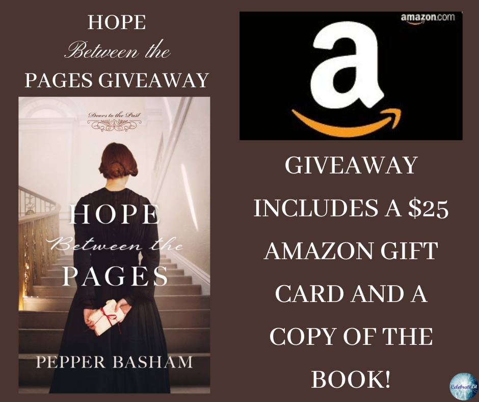 Hope Between the Pages Giveaway