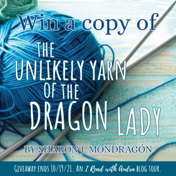 The Unlikely Yarn of the Dragon Lady giveaway