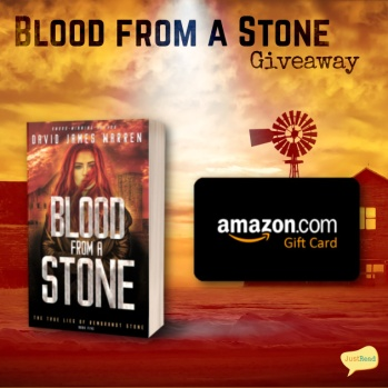Giveaway_BloodfromaStone_BlogReview_JR